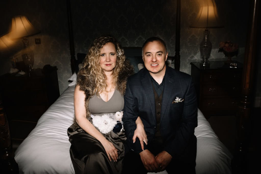 135 waterford castle wedding photographer ireland elopement