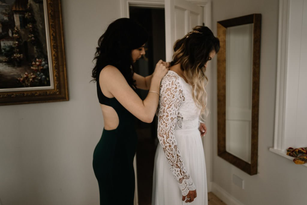 022 cliffs of moher elopement wedding photographer doolin