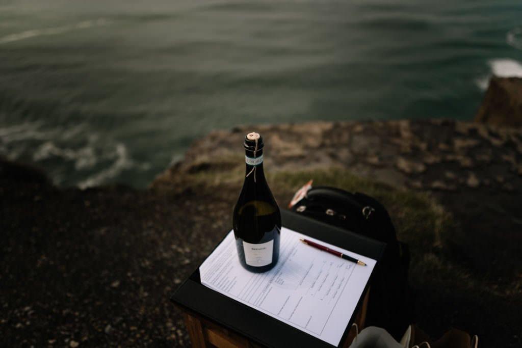 046 cliffs of moher elopement wedding photographer doolin