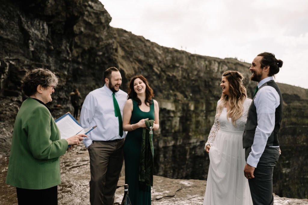 054 cliffs of moher elopement wedding photographer doolin