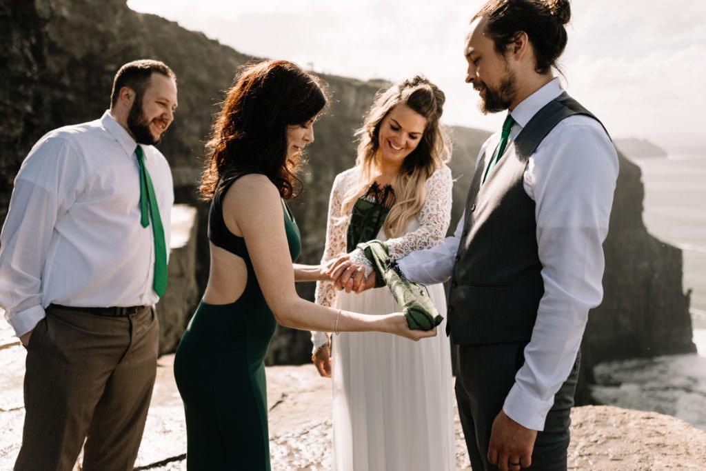 060 cliffs of moher elopement wedding photographer doolin
