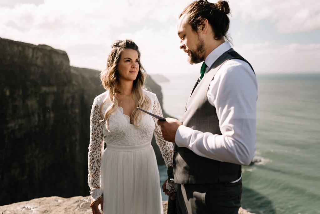 064 cliffs of moher elopement wedding photographer doolin