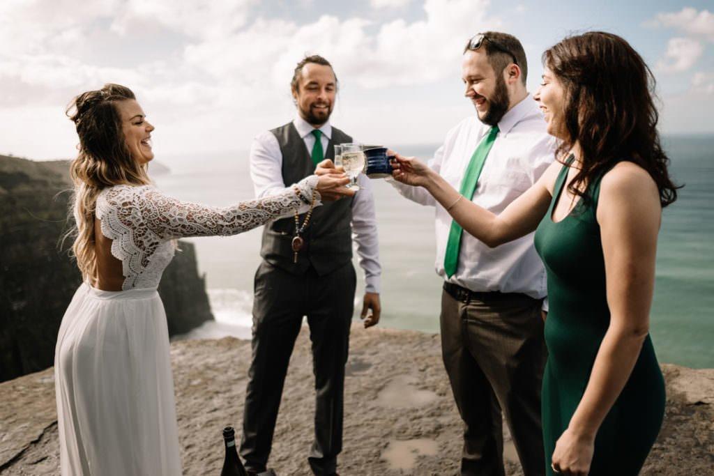 076 cliffs of moher elopement wedding photographer doolin