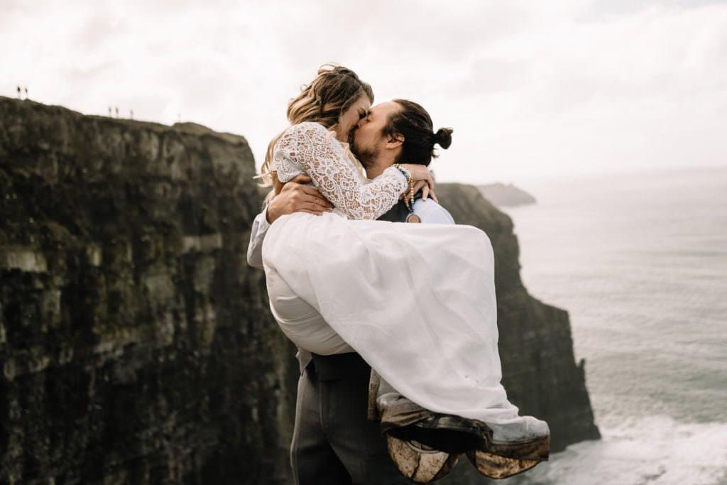 089 cliffs of moher elopement wedding photographer doolin