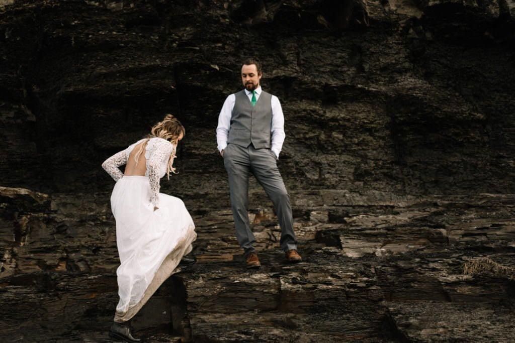 097 cliffs of moher elopement wedding photographer doolin