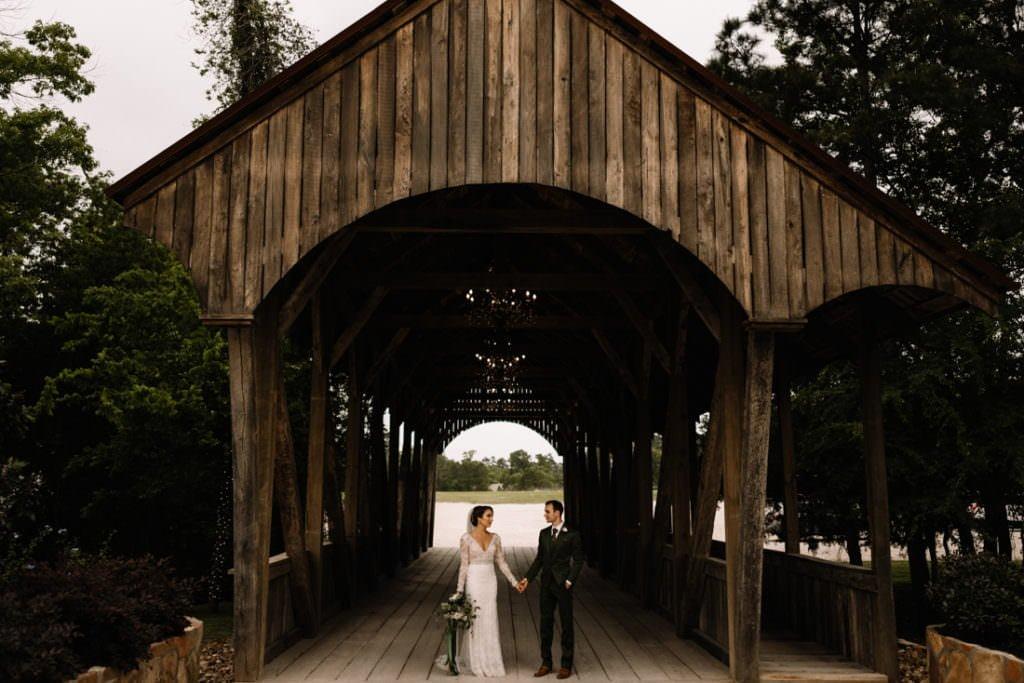 Big Sky Barn Wedding