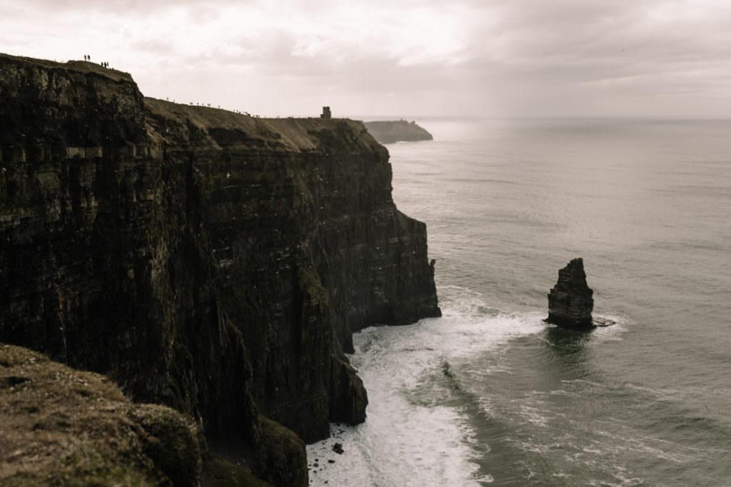 123 cliffs of moher elopement wedding photographer doolin