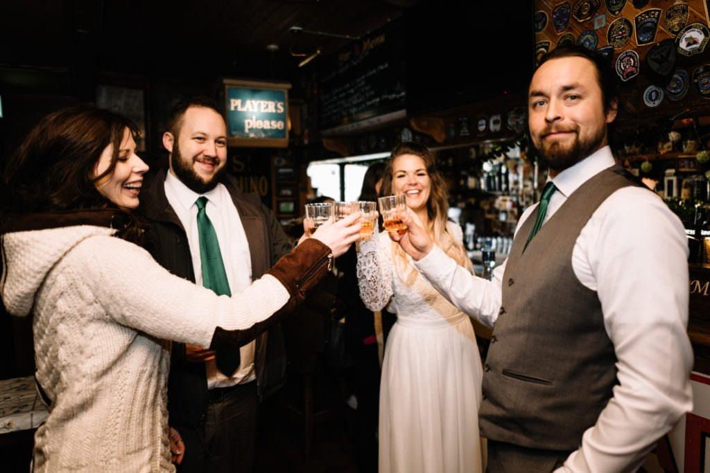 142 cliffs of moher elopement wedding photographer doolin