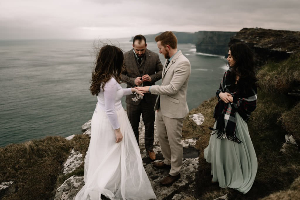 151 elope to ireland wedding photographer cliffs of moher