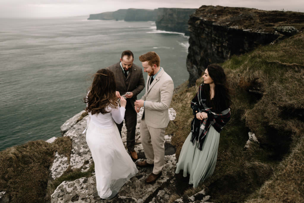 154 elope to ireland wedding photographer cliffs of moher