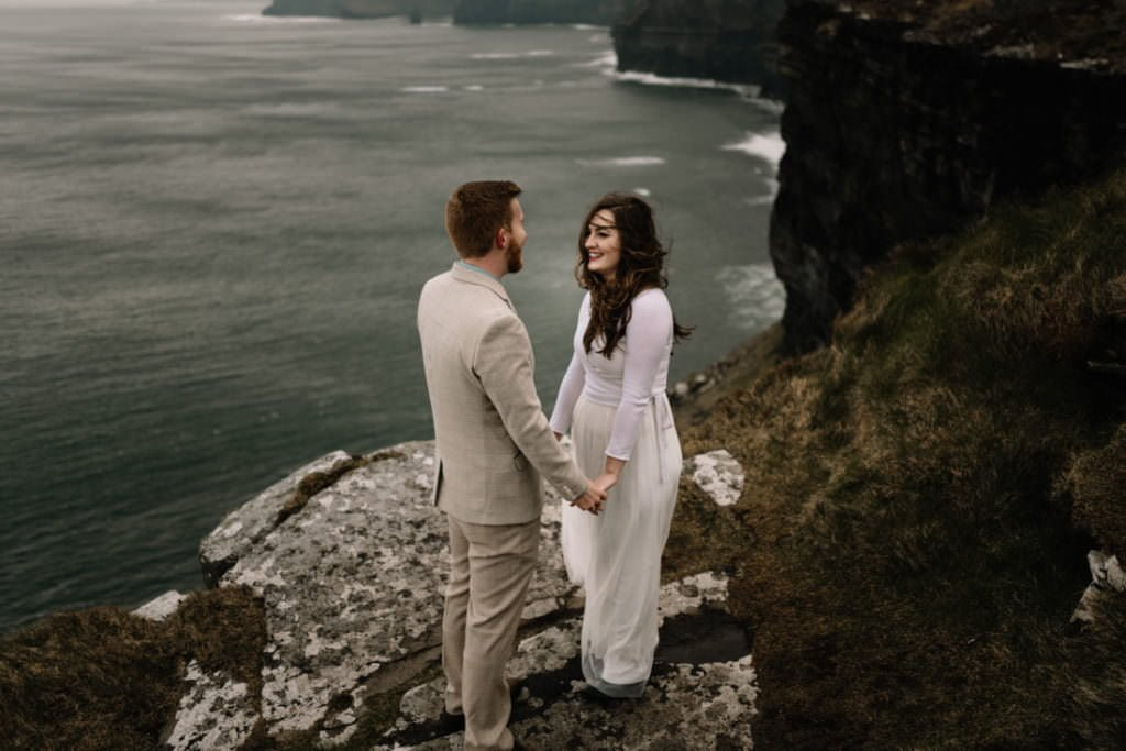 165 elope to ireland wedding photographer cliffs of moher