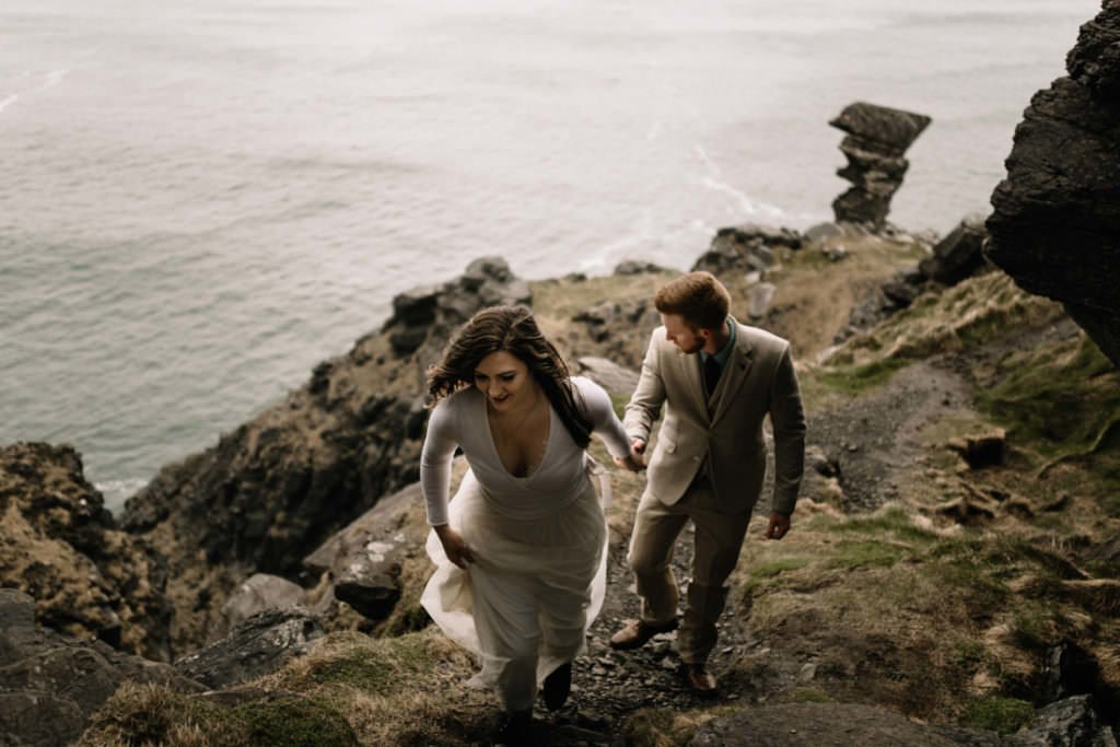 219 elope to ireland wedding photographer cliffs of moher