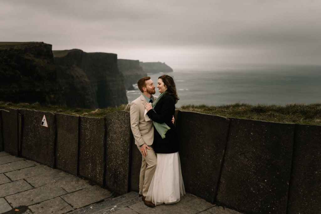 229 elope to ireland wedding photographer cliffs of moher