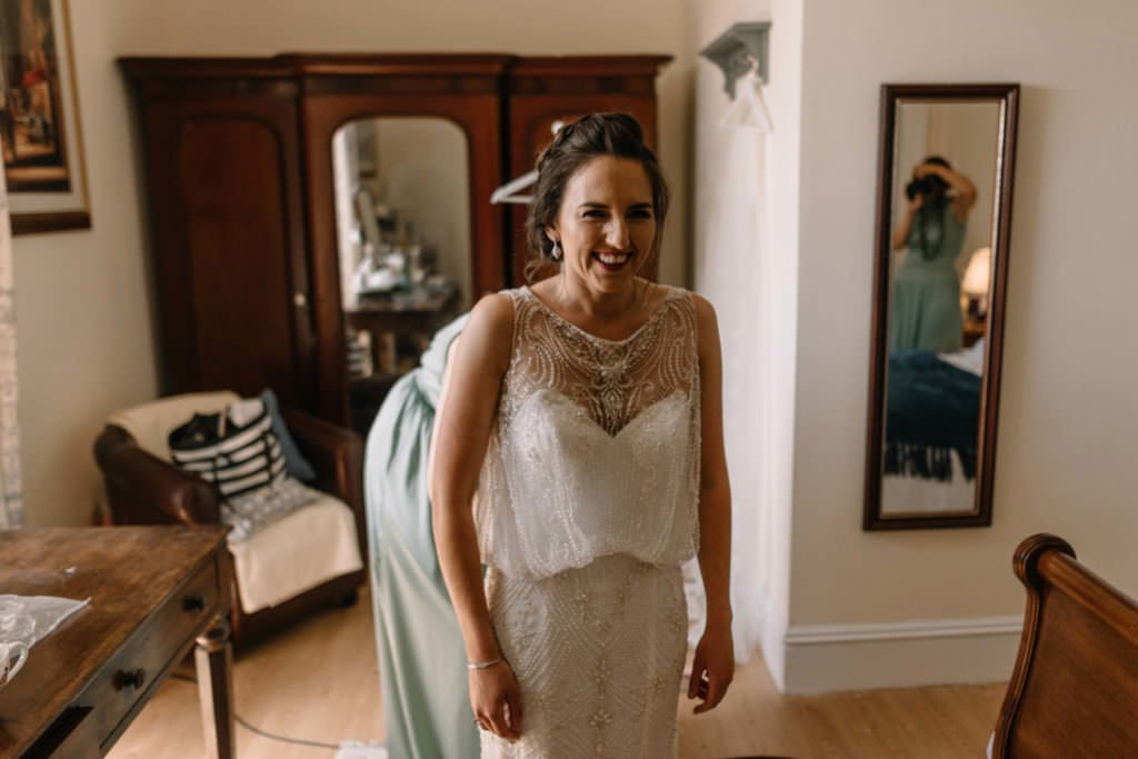 048 summer wedding at clonabreany house