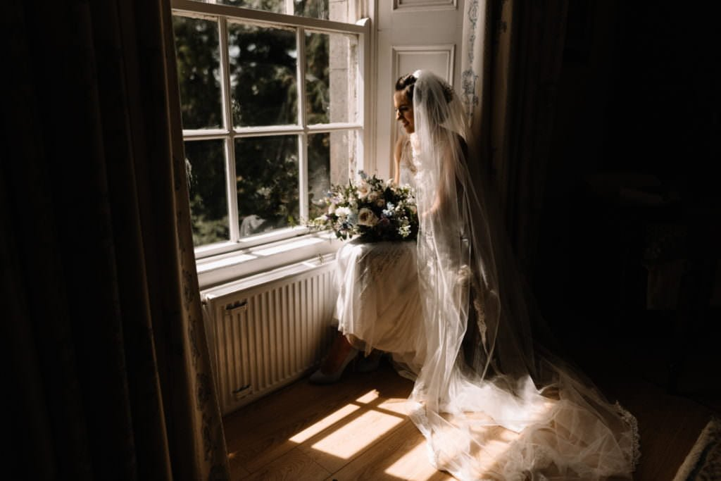 053 summer wedding at clonabreany house