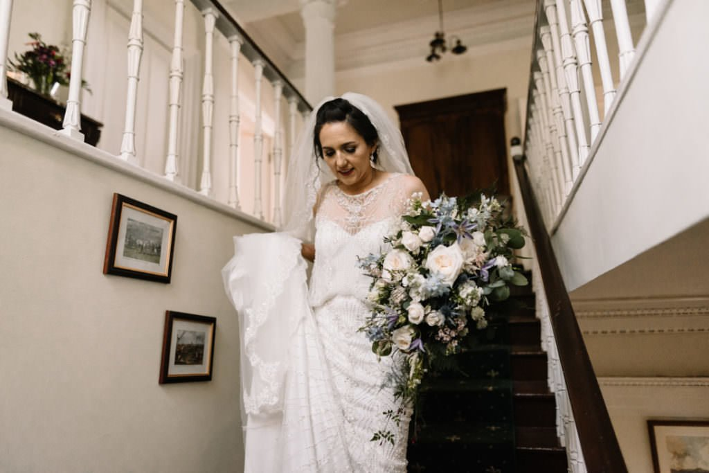 057 summer wedding at clonabreany house