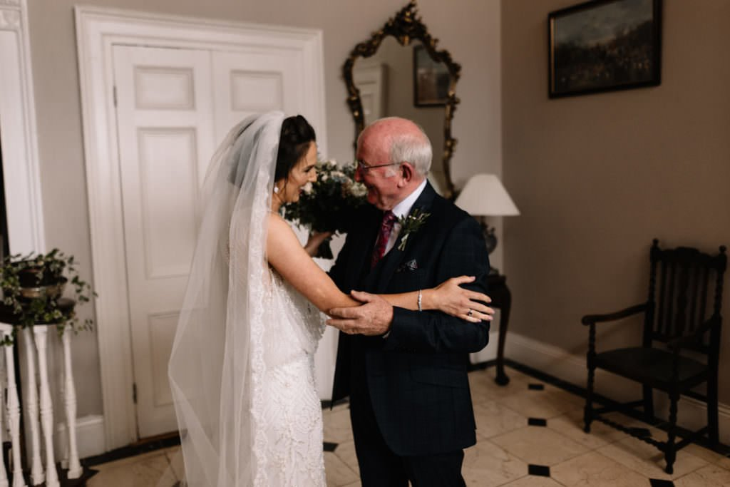 060 summer wedding at clonabreany house