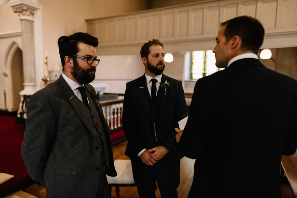069 summer wedding at clonabreany house