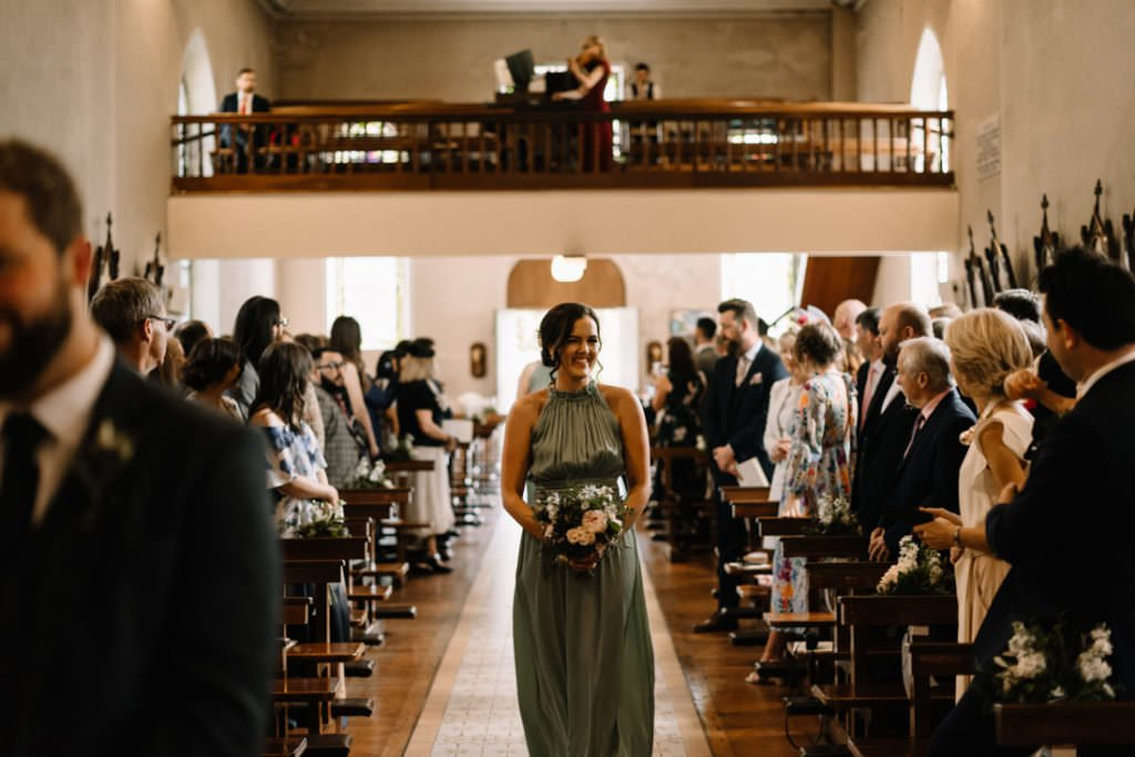 071 summer wedding at clonabreany house