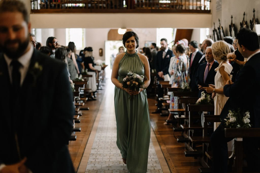 072 summer wedding at clonabreany house