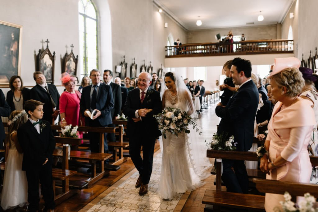 079 summer wedding at clonabreany house