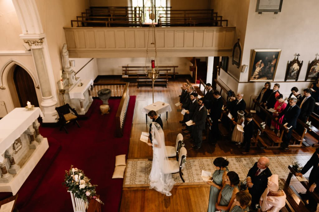 081 summer wedding at clonabreany house