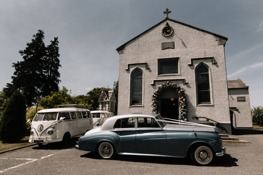 082 summer wedding at clonabreany house