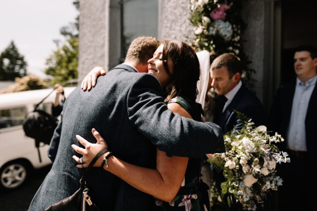 090 summer wedding at clonabreany house