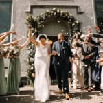Summer Wedding at Clonabreany House