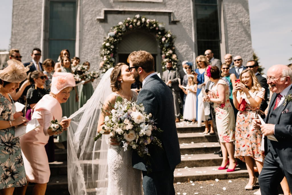 093 summer wedding at clonabreany house