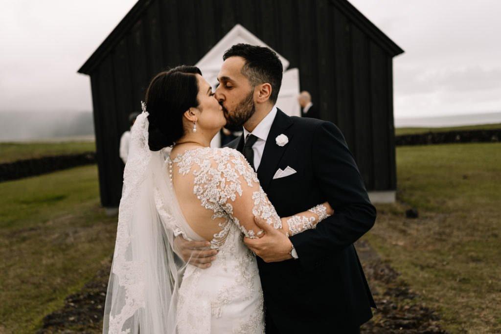 094 iceland wedding at hotel budir 1