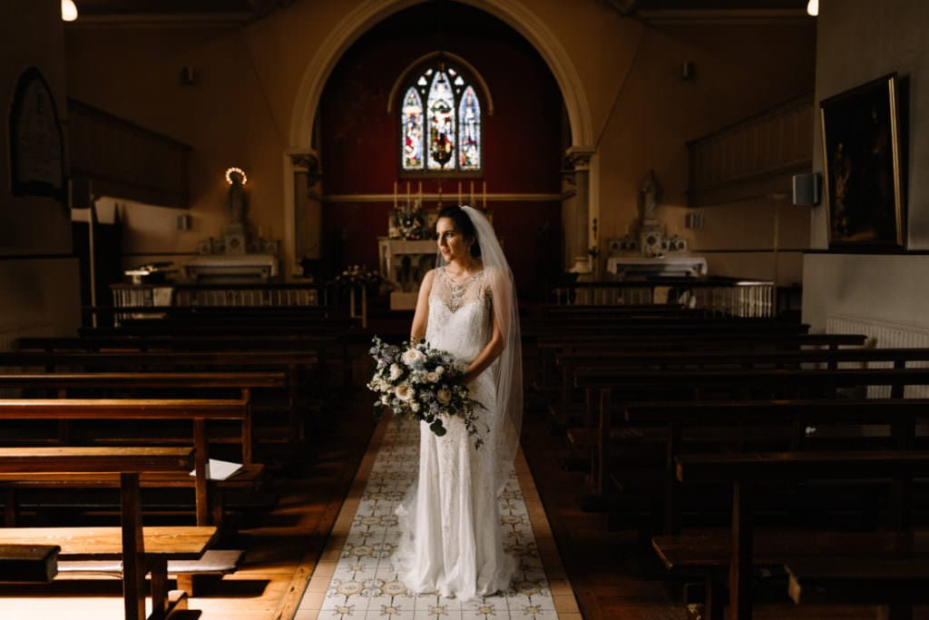 095 summer wedding at clonabreany house