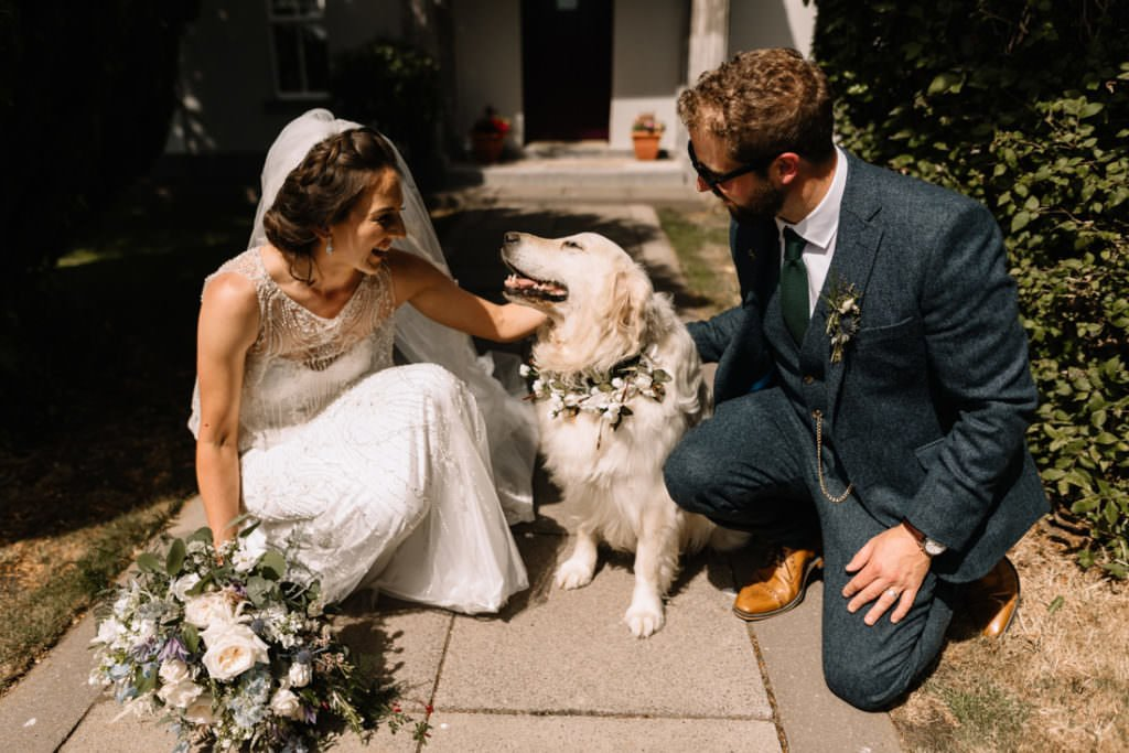 101 summer wedding at clonabreany house