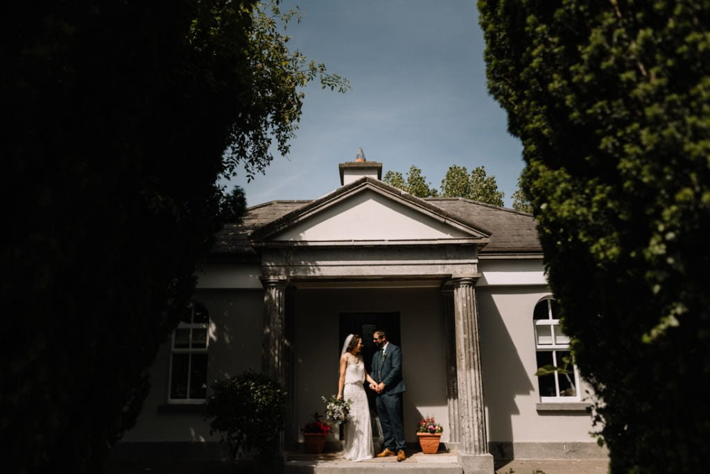 102 summer wedding at clonabreany house