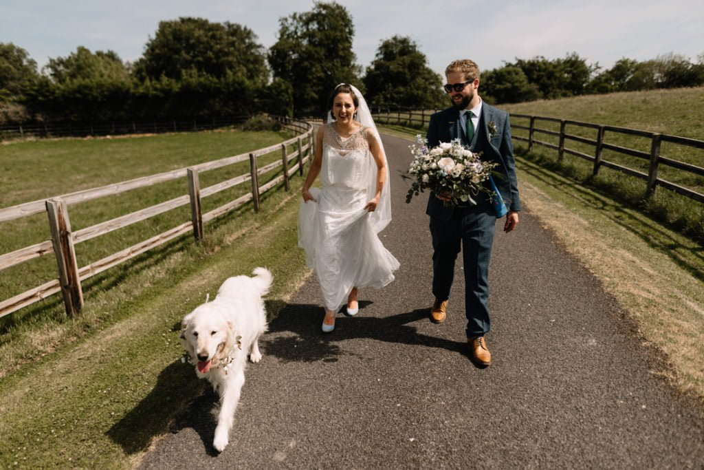 104 summer wedding at clonabreany house