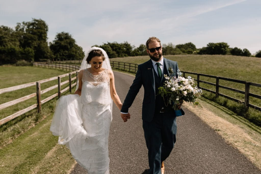 105 summer wedding at clonabreany house