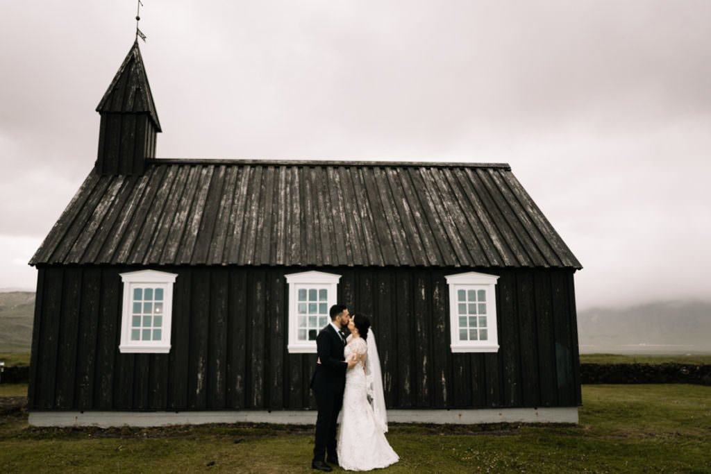 107 iceland wedding at hotel budir 1