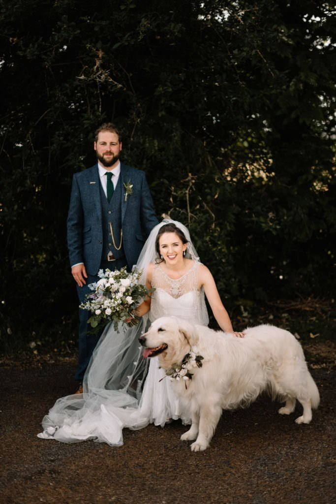 110 summer wedding at clonabreany house