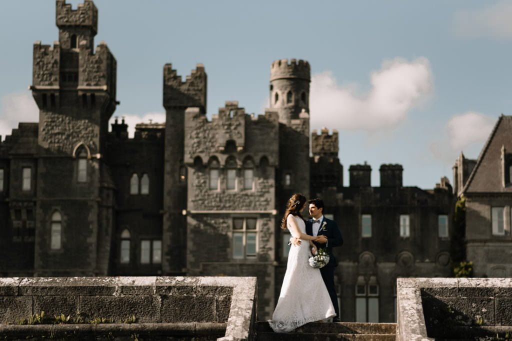 113 lodge at ashford castle wedding photographer mayo