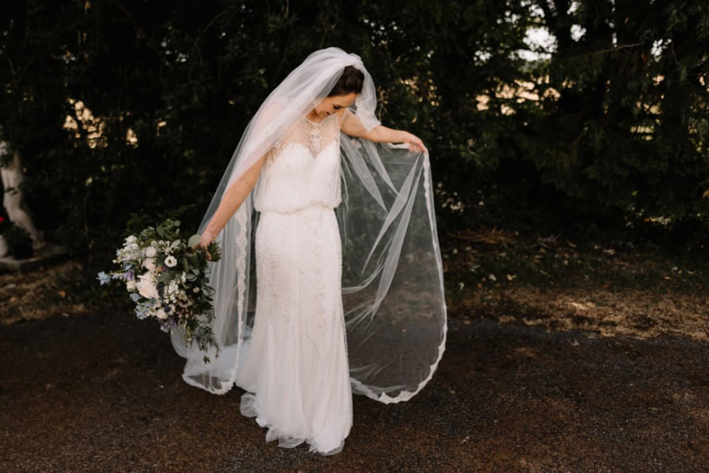 113 summer wedding at clonabreany house