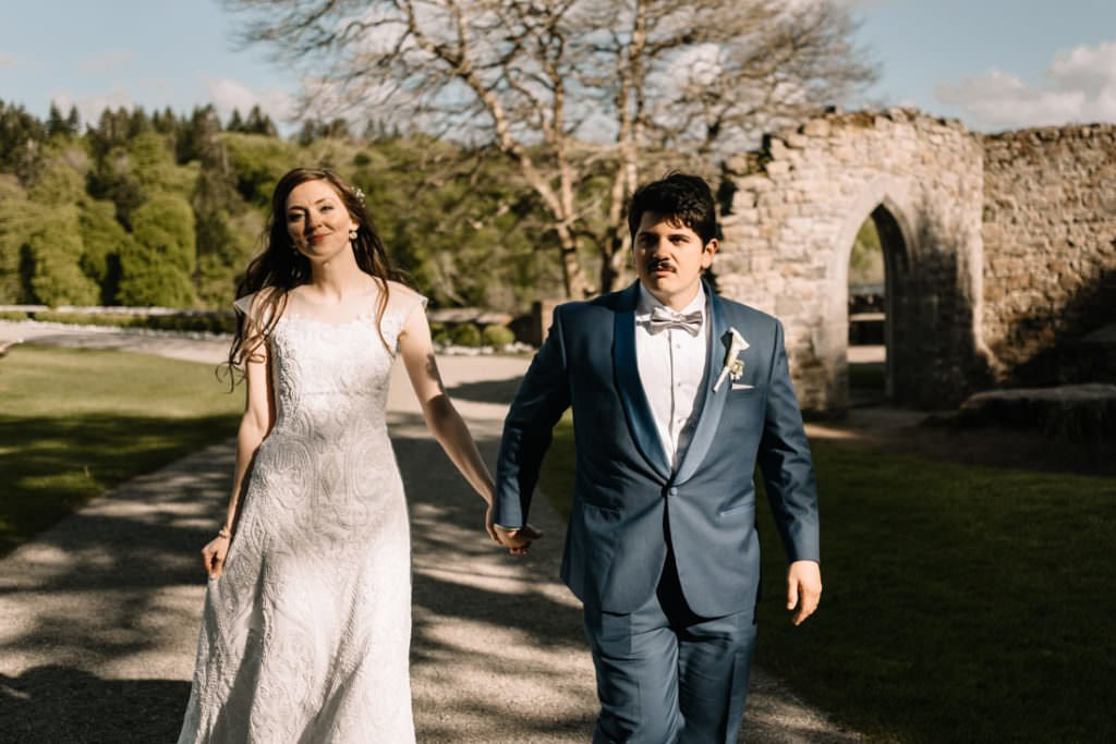 114 lodge at ashford castle wedding photographer mayo