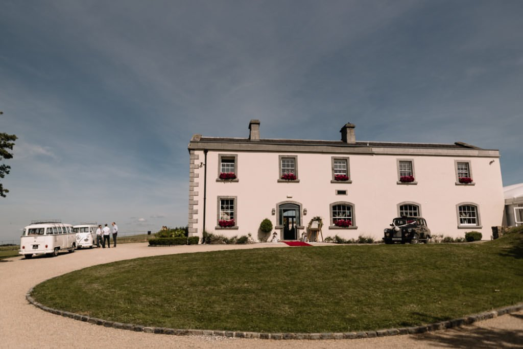 119 summer wedding at clonabreany house