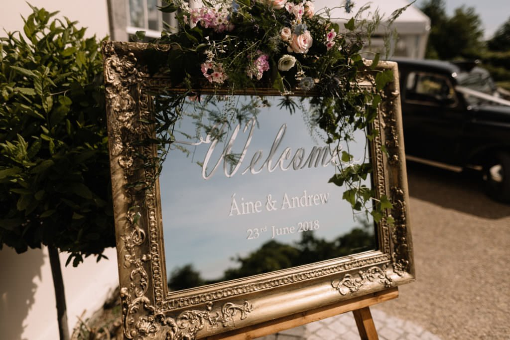 120 summer wedding at clonabreany house