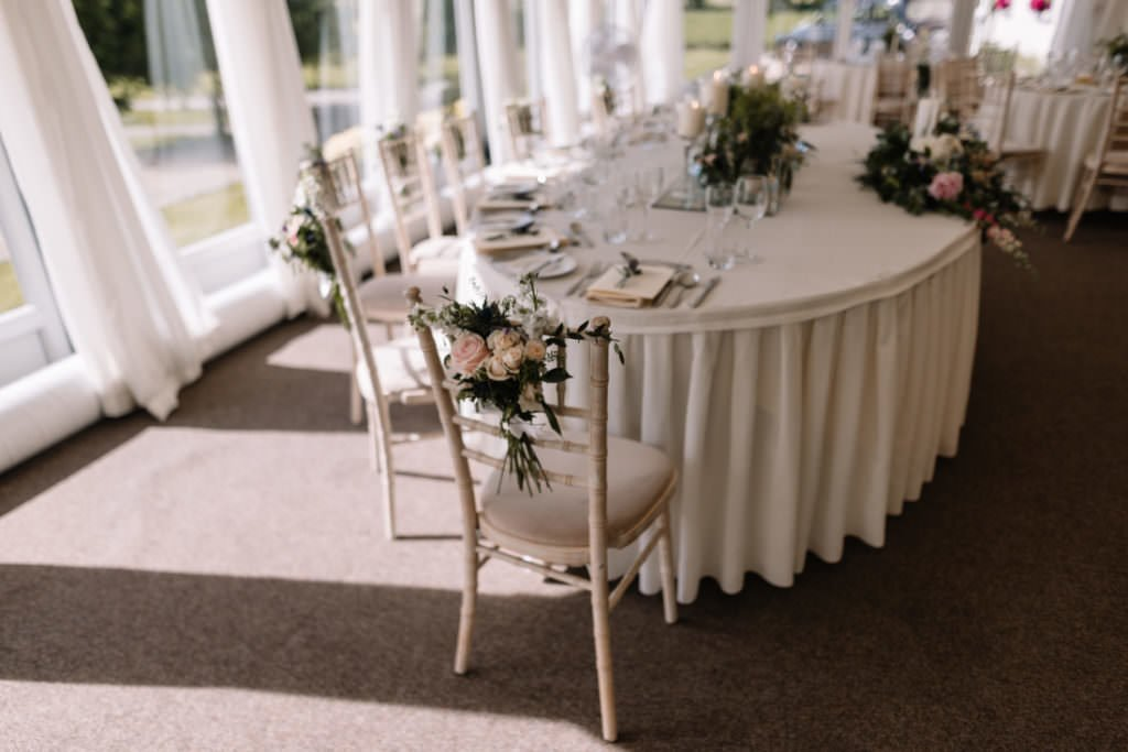 128 summer wedding at clonabreany house