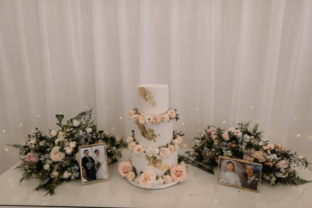 142 summer wedding at clonabreany house