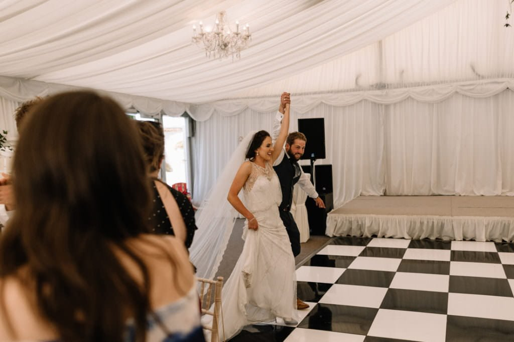 145 summer wedding at clonabreany house