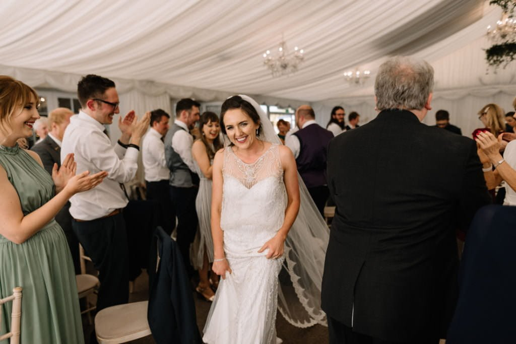 146 summer wedding at clonabreany house