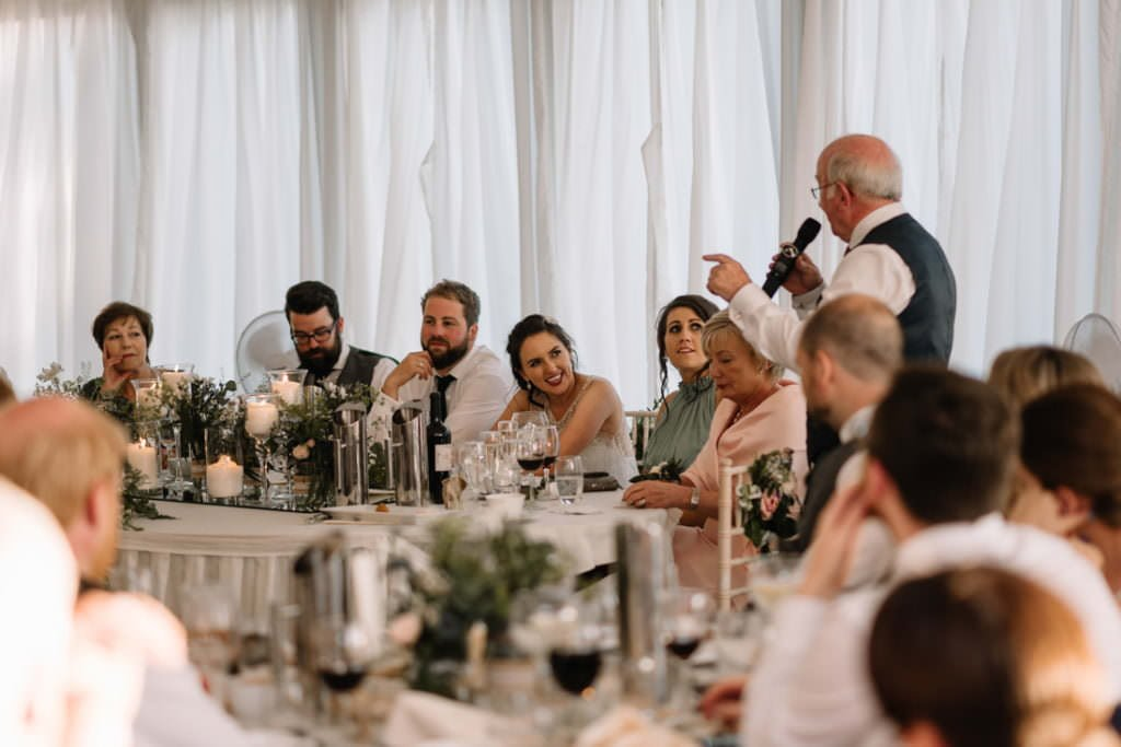 150 summer wedding at clonabreany house
