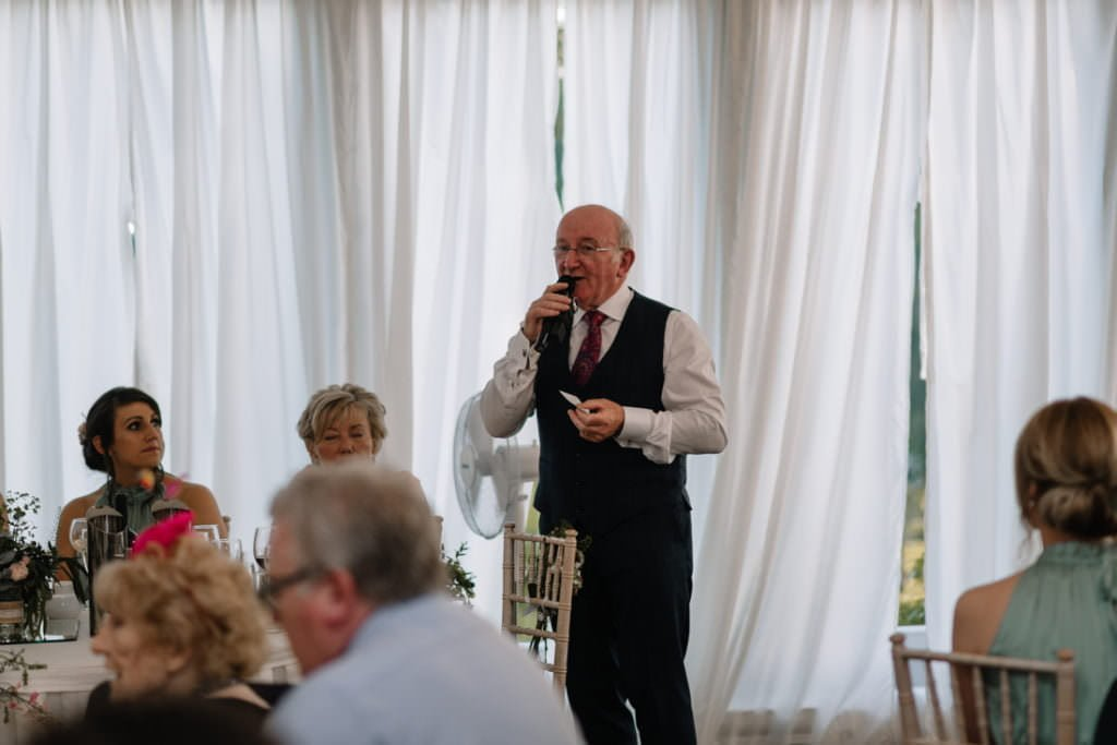151 summer wedding at clonabreany house