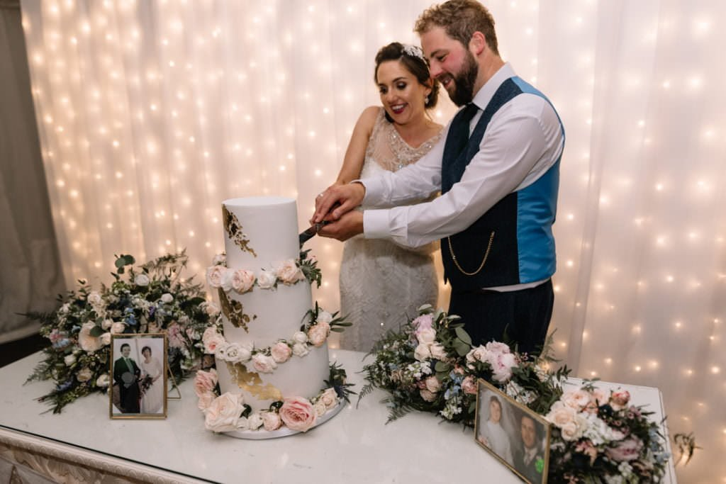 161 summer wedding at clonabreany house